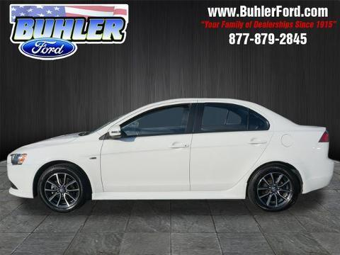 2015 Mitsubishi Lancer 4 Door Sedan