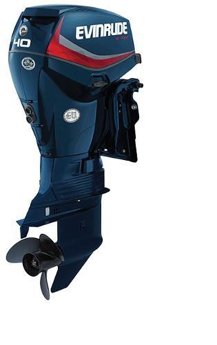 2015 EVINRUDE E40DGTL Engine and Engine Accessories