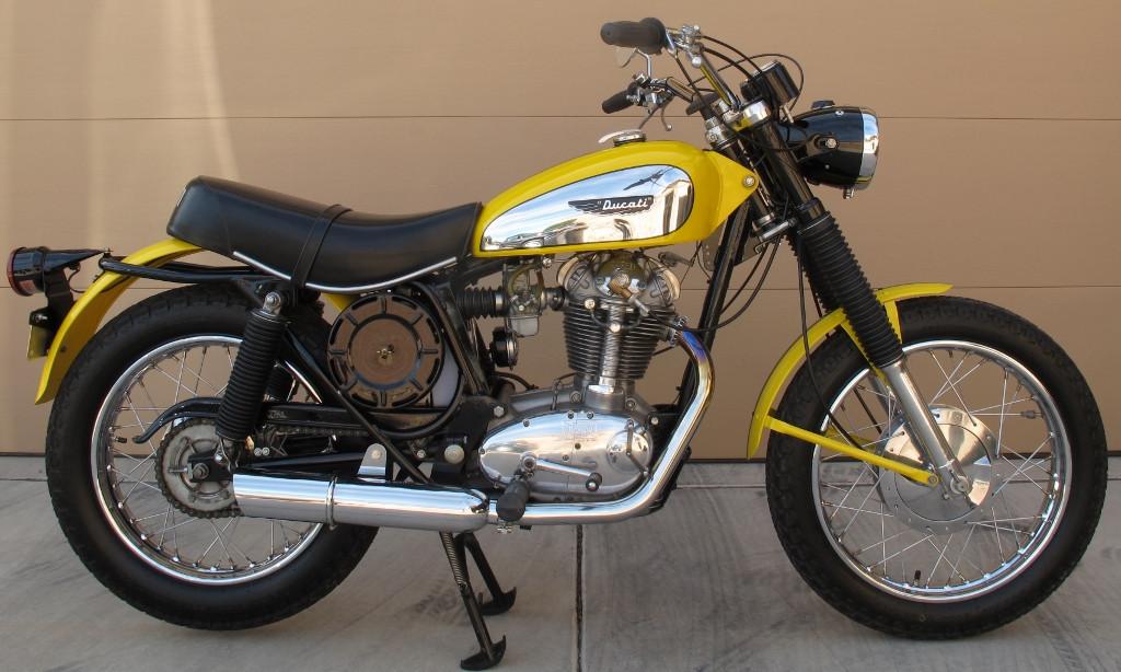 1970 Ducati Scrambler CLASSIC