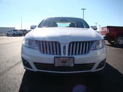 2010 Lincoln MKS 4 Door Sedan