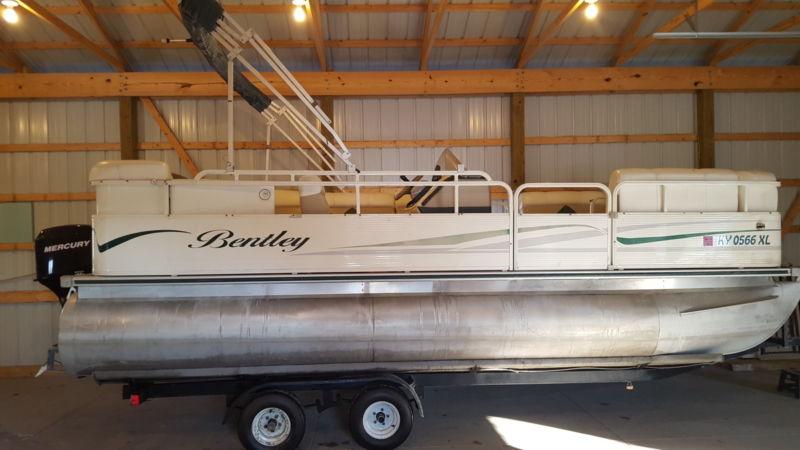 2004 Bentley Pontoon Boats For Sale
