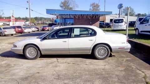 1997 Chrysler LHS 4 Door Sedan