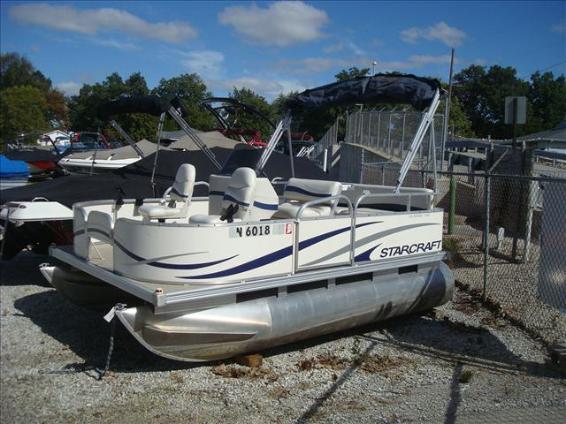 2008 Starcraft Classic 140 Cruise Fish
