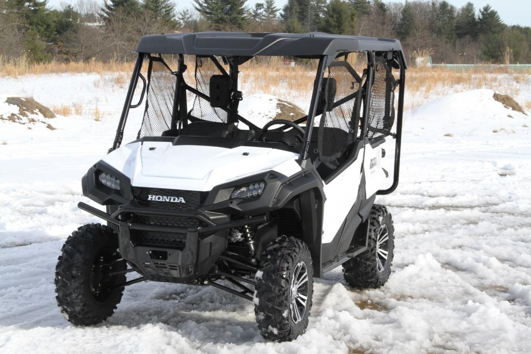 2015 Honda TRX 420 Rancher - SNOW PLOW & WINCH AVAILABLE
