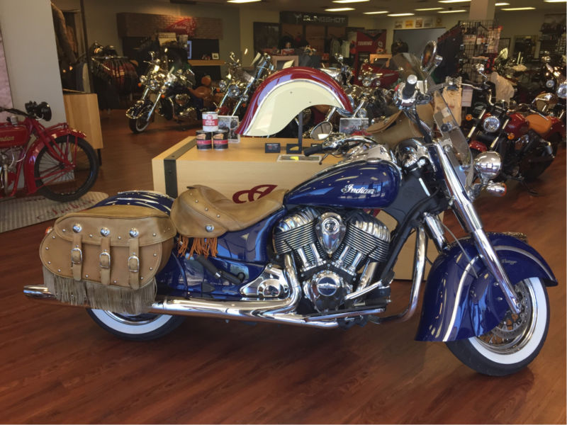 2014 Indian Motorcycle CHIEF VINTAGE