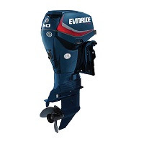 2015 EVINRUDE E60DGTL Engine and Engine Accessories