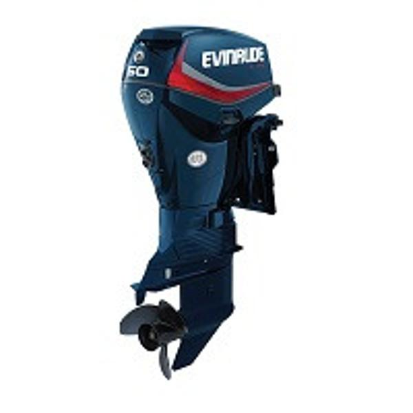 2015 EVINRUDE E60DPGL Engine and Engine Accessories