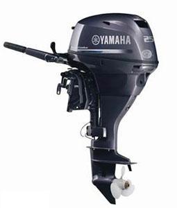 2015 YAMAHA F25SEHA Engine and Engine Accessories
