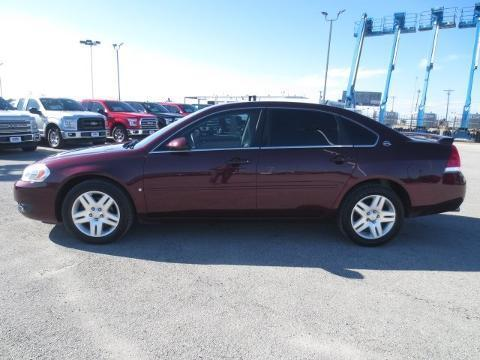 2007 Chevrolet Impala 4 Door Sedan