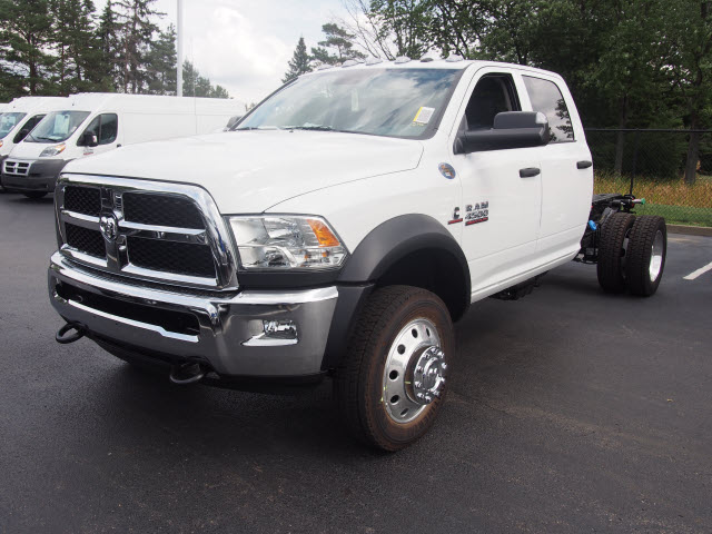 2016 Ram 4500hd Chassis Cab