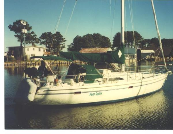 1998 Catalina Wing Keel Shoal Draft 36 Mk II