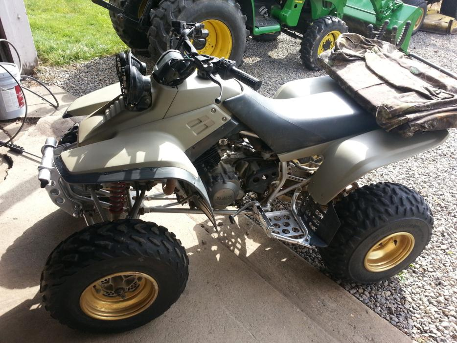 2005 Yamaha Grizzly 125 AUTOMATIC