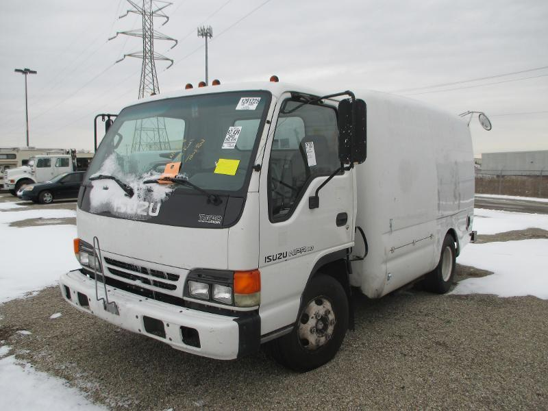 2003 Isuzu Ecomax