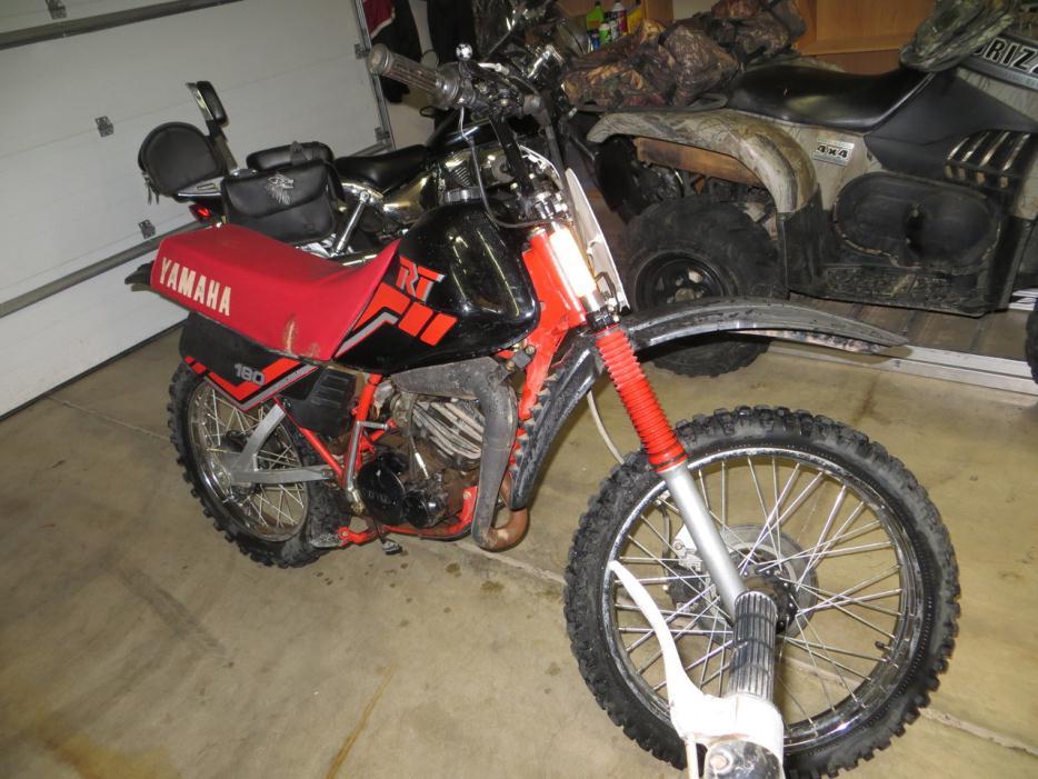 1990 Yamaha Rt180
