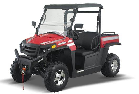 2015 Massimo Motor - Manufacturers MSU 400