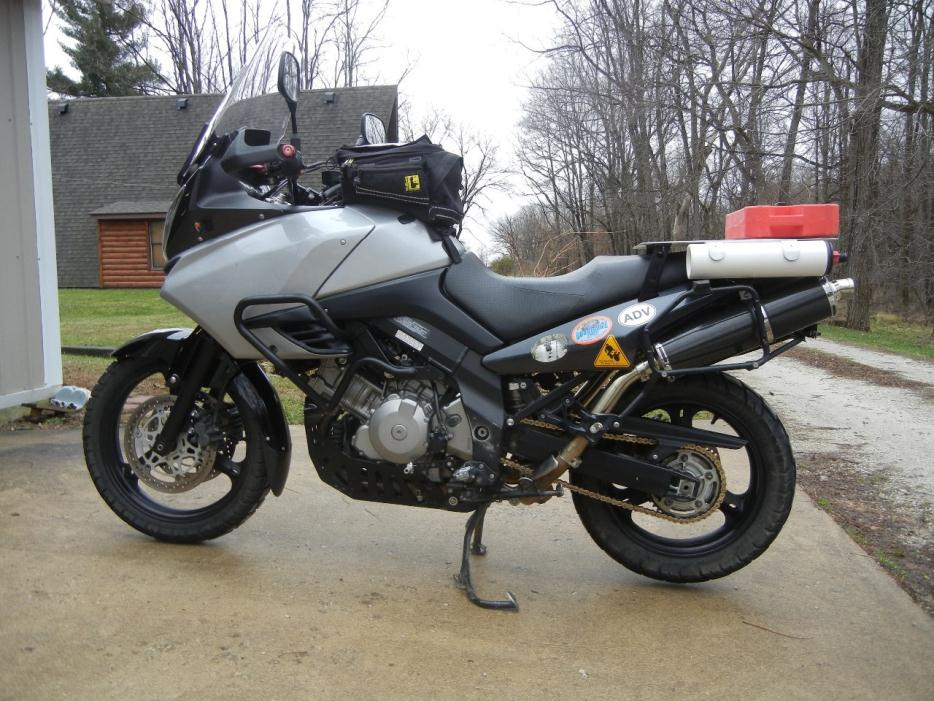 suzuki v strom 1000 motorcycles for sale in iowa. Black Bedroom Furniture Sets. Home Design Ideas