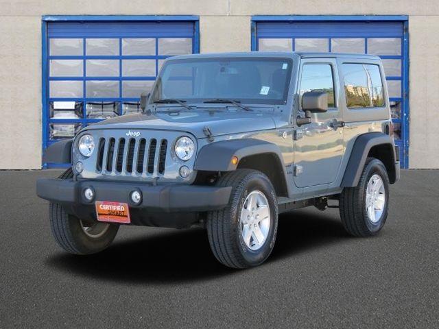 2014 Jeep Wrangler Sport Utility Sport