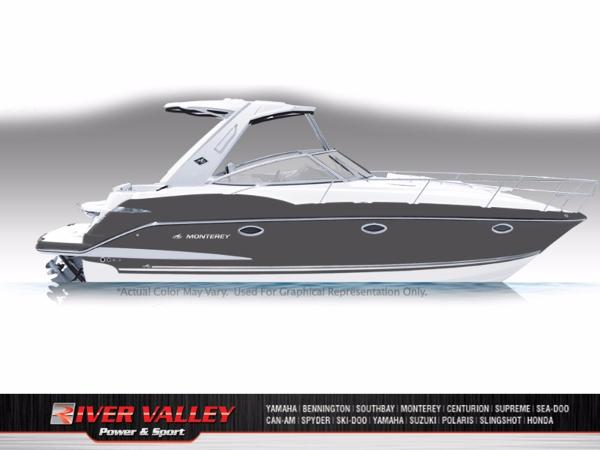 2016 Monterey 355SY Sport Yacht