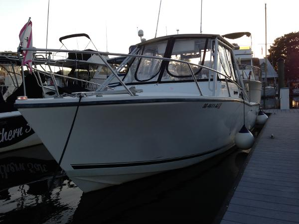 1993 Albemarle 27 Straight Inboard Make Offer
