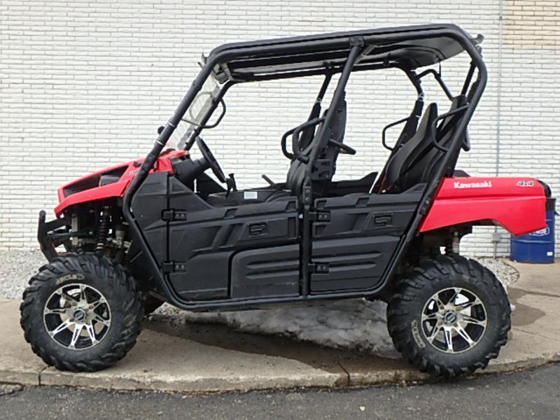 2012 Kawasaki Teryx4 750 4x4 EPS