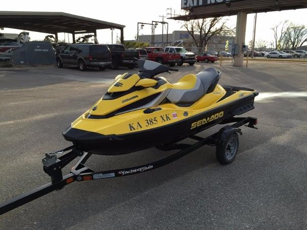 2010 Sea-Doo RXT 215