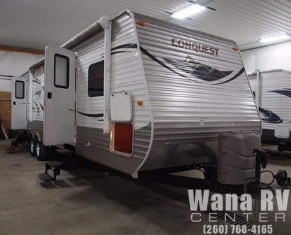 2009 Gulf Stream Rv Gulf Breeze 29BHS