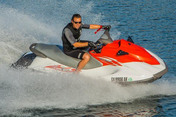 2015 Yamaha Waverunner V1 Sport