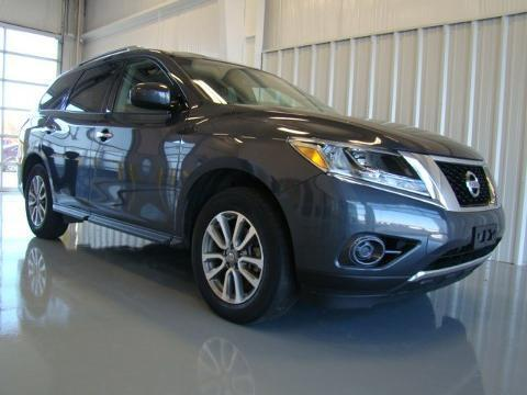 2013 Nissan Pathfinder 4 Door SUV