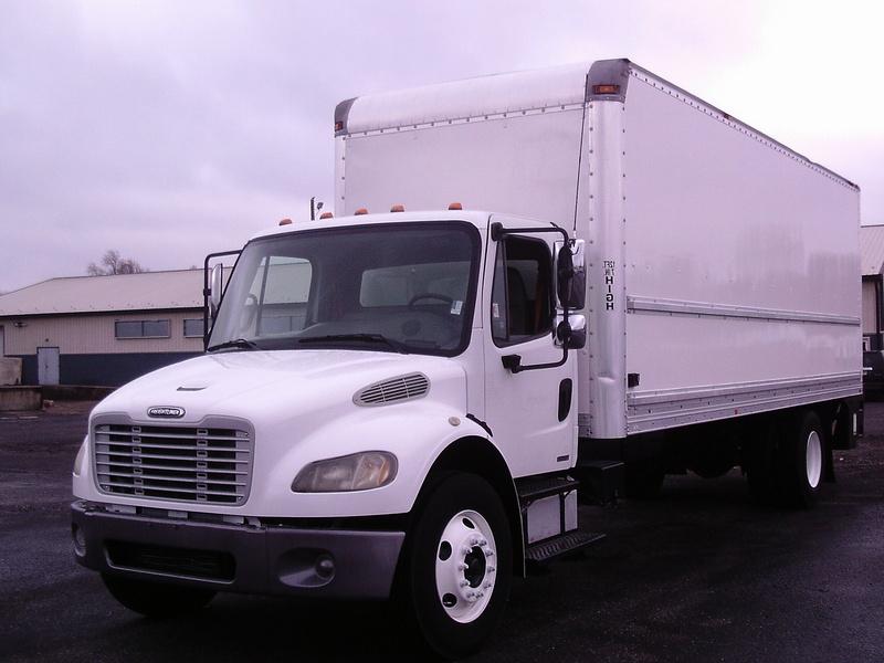 2007 Freightliner M21