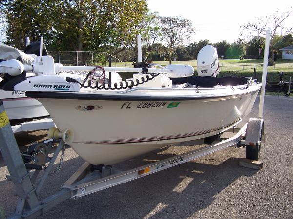 1993 Key West Bay Boat