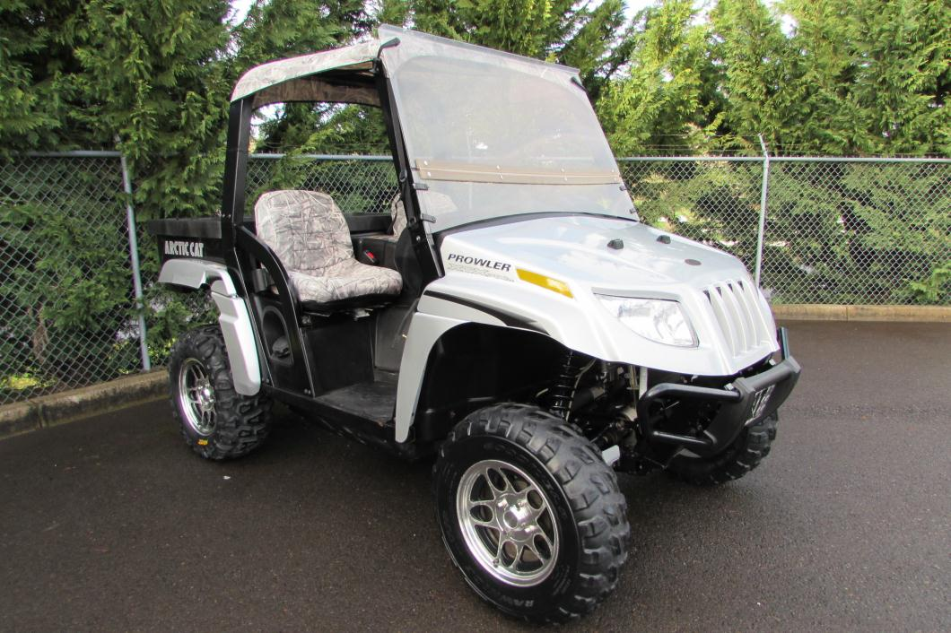 2008 Arctic Cat Prowler Motorcycles For Sale