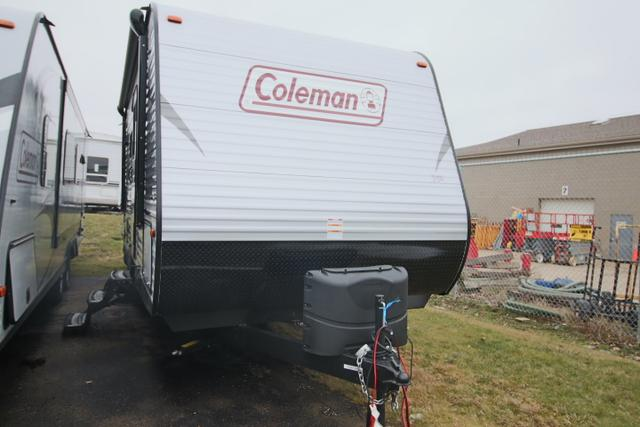 2016 Coleman Coleman CTS225QB
