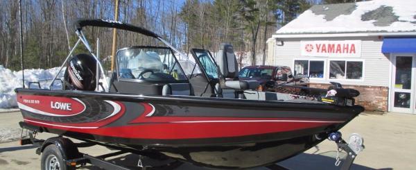 2016 Lowe Fish & Ski FS1610