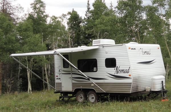 2009 Skyline Nomad 171