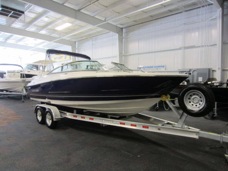 2008 Monterey 214 FS Bowrider With Only 240 Engine Hours!