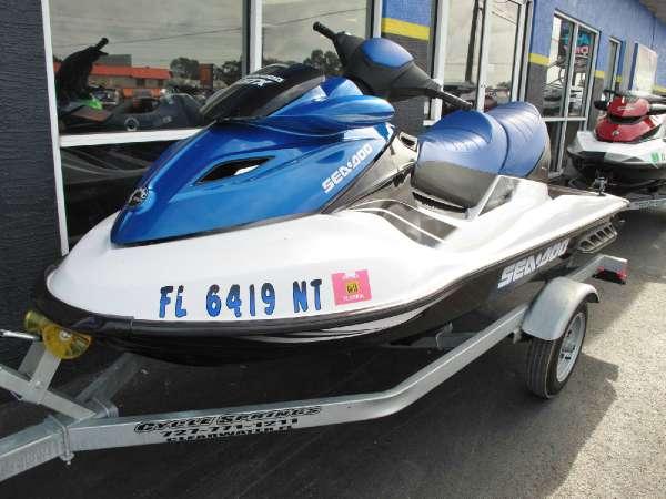 2008 Sea-Doo GTX (215 hp)