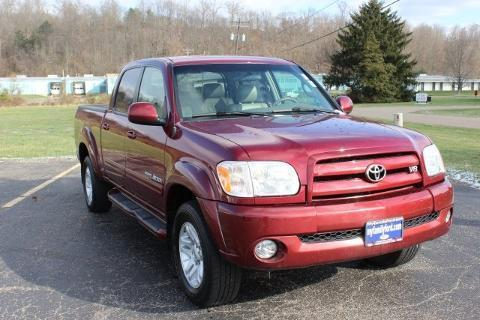 2006 Toyota Tundra 4 Door Crew Cab Short Bed Truck