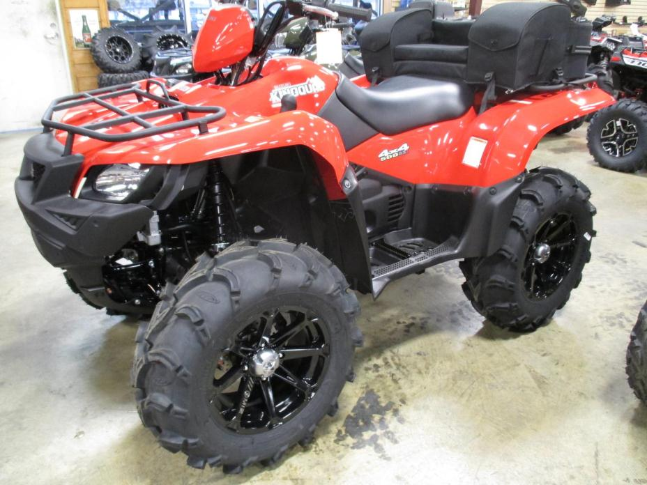 suzuki king quad 500 w power steering motorcycles for sale