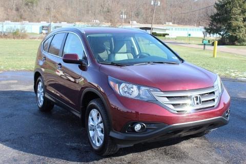 2012 Honda CR