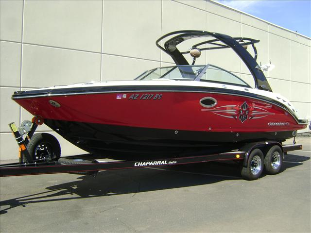 2012 Chaparral Xtreme Tow Boat 264