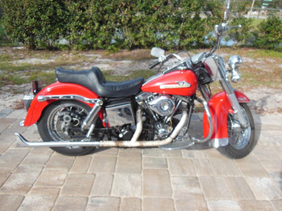 1973 Harley-Davidson Electra Glide CLASSIC