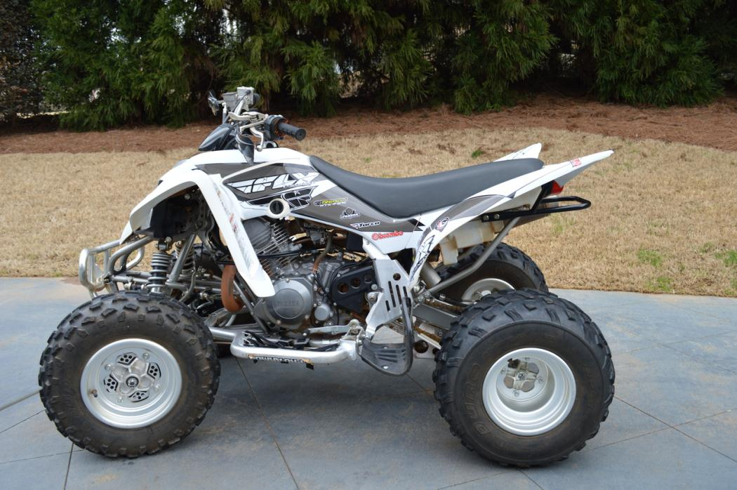 Yamaha raptor 350 motorcycles for sale in georgia for Yamaha raptor oil type