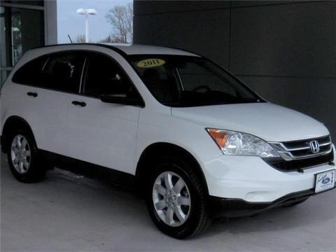2011 Honda CR