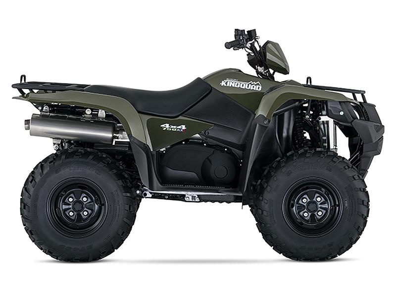 2008 Suzuki QuadSport Z400