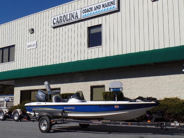 2008 Stratos 176 XT