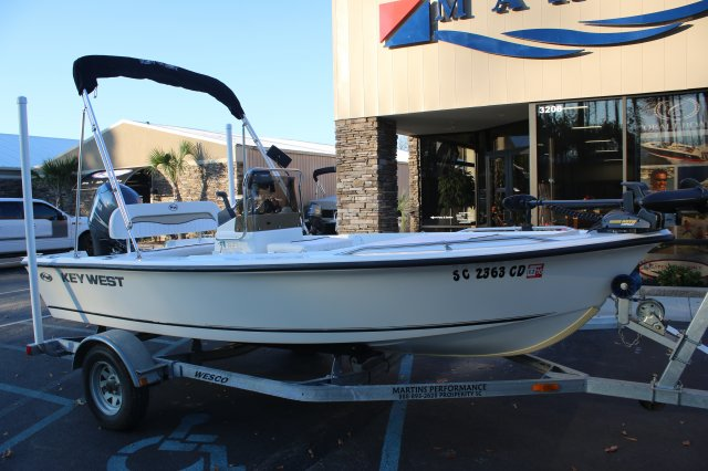 2011 KEYWEST BOATS 1520 Sportsman