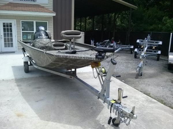 2013 Alumacraft MV 1756 SC