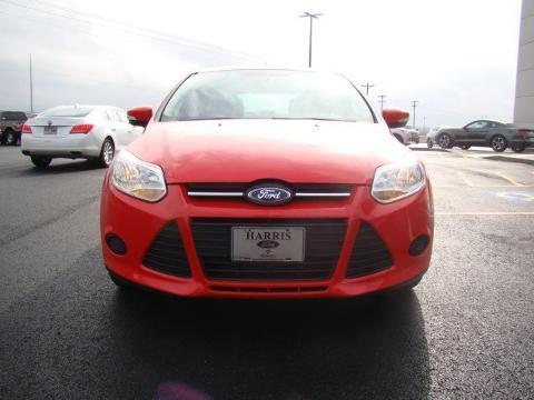 2013 Ford Focus 4 Door Hatchback