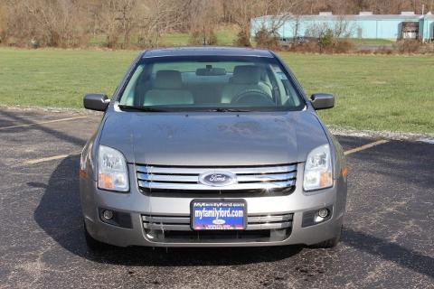 2008 Ford Fusion 4 Door Sedan