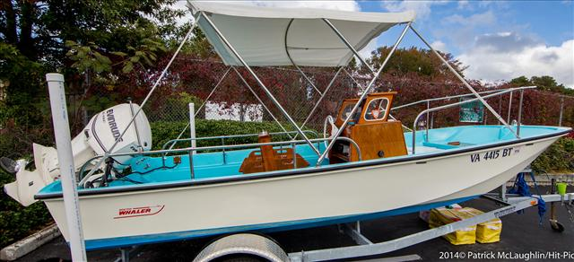 1964 Boston Whaler Sakonnet 16